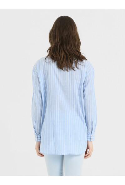 Loft 2016651 Bayan Gömlek Long Sleeve