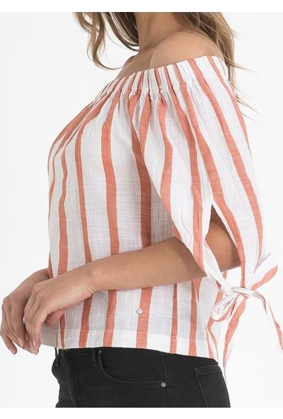 Loft 2016937 Kadın Bluz
