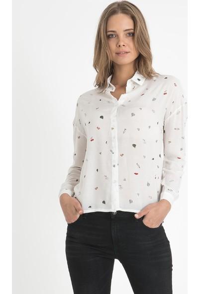 Loft 2017641 Kadın Gömlek