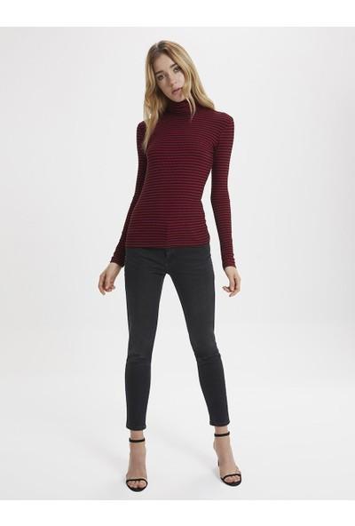 Loft 2018099 Kadın Sweatshirt Long Sleeve