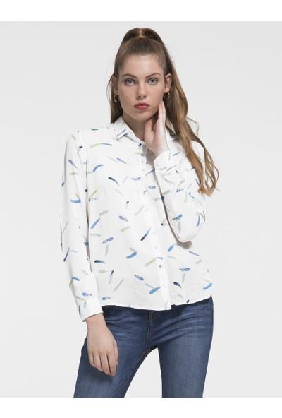 Loft 2018109 Kadın Gömlek