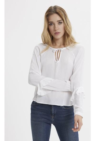 Loft 2018357 Kadın Blouse Long Sleeve