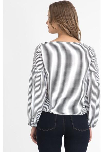 Loft 2018922 Kadın Bluz