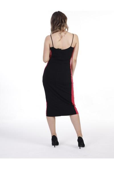 Tubitoo Askılı Elbise