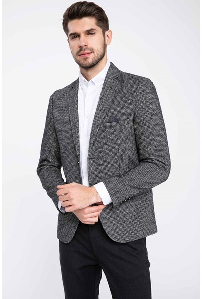 Defacto Erkek Blazer Ceket