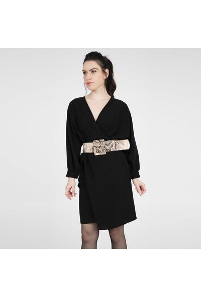Ayhan Kadın Elbise 61144