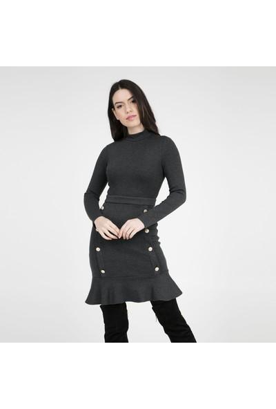 Ayhan Kadın Elbise 61146