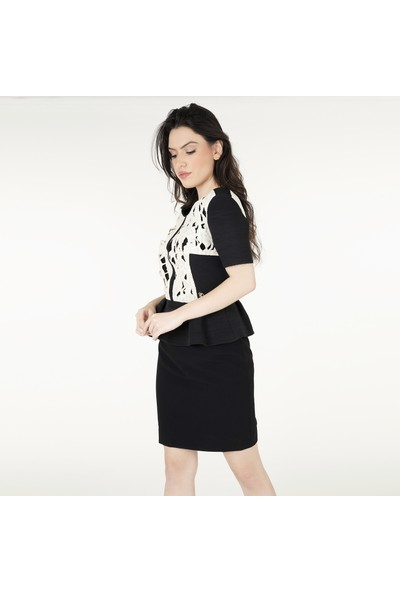 Class Cavalli Kadın Elbise 2051 801