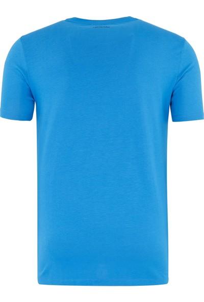 Versace Collection Erkek T Shirt V800683S Vj00477 V1375