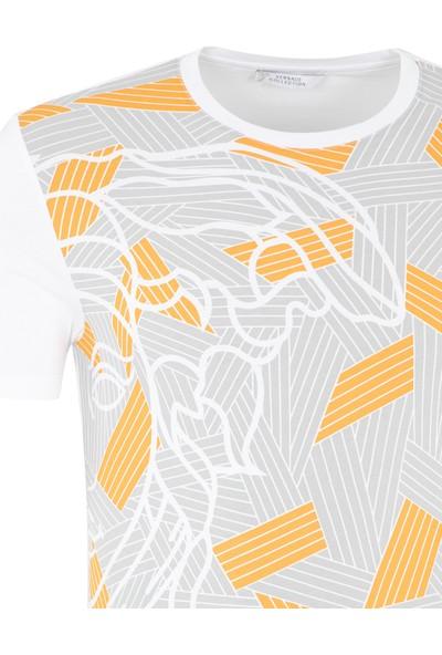 Versace Collection Erkek T Shirt V800683S Vj00496 V1001