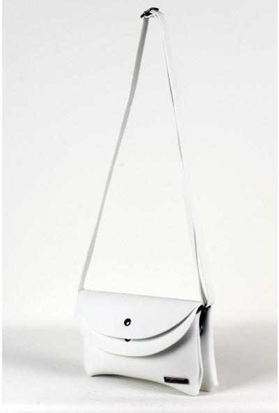Luwwe Beyaz Kadın Kol Ve Omuz Çantası Lwe20081-B