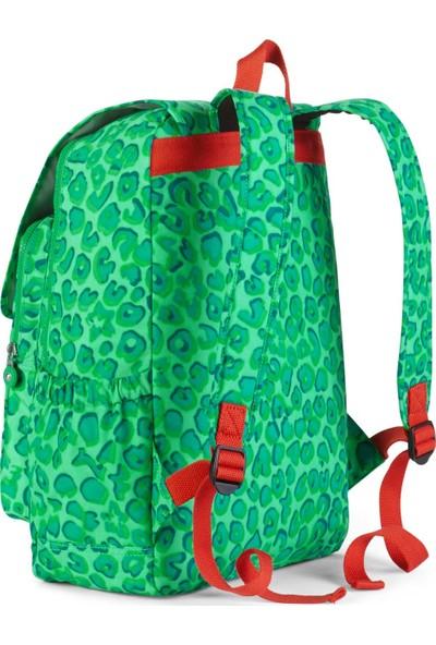 Kipling K1537753Q Yeşil Çocuk Sırt Çantası