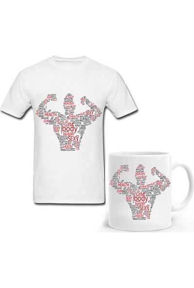 Pasha T-Shirt 1005 Kupa Bardak Hediyeli