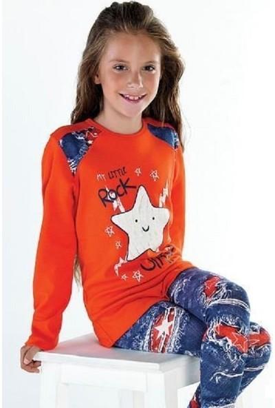 Elsima Kız Çocuk Pijama Takım