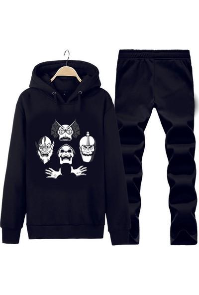 Art T-Shirt Bohemian Rhapsody Kapüşonlu Eşofman Takımı