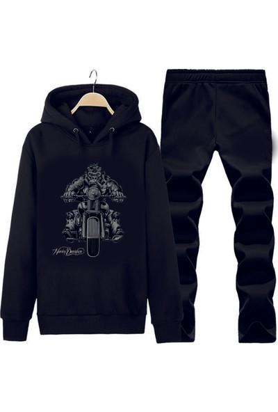Art T-Shirt Gorilla Eşofman Takımı