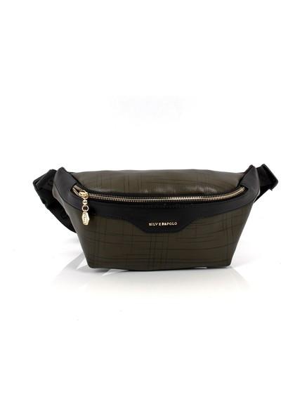 Silver & Polo Çanta Kadın Çanta Bel Çantası