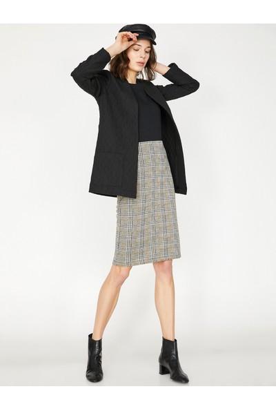 Kışlık Etek Kombinleri Etek Modelleri 2019 Etek Ceket Takımı