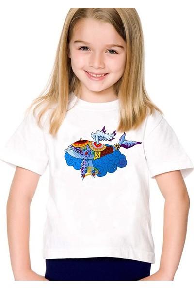 Scubapromo Palina Kız Çocuk Tişört