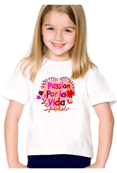 Scubapromo Passion Porla Vida Kız Çoçuk Tişört