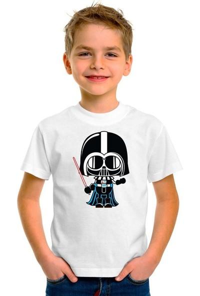 Scubapromo Darth Vader Erkek Çocuk Tişört