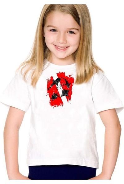 Scubapromo Scuba Underwater Kız Çocuk Tişört