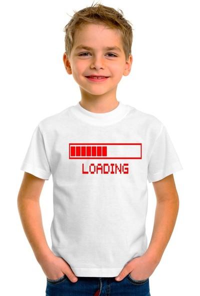 Scubapromo Loading Erkek Çocuk Tişört