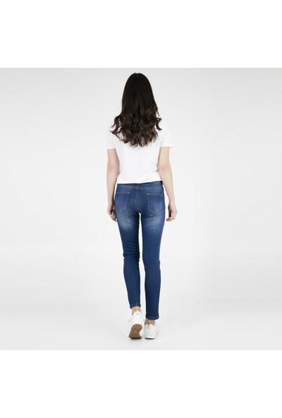 Esquema Jeans Kadın Kot Pantolon 093523