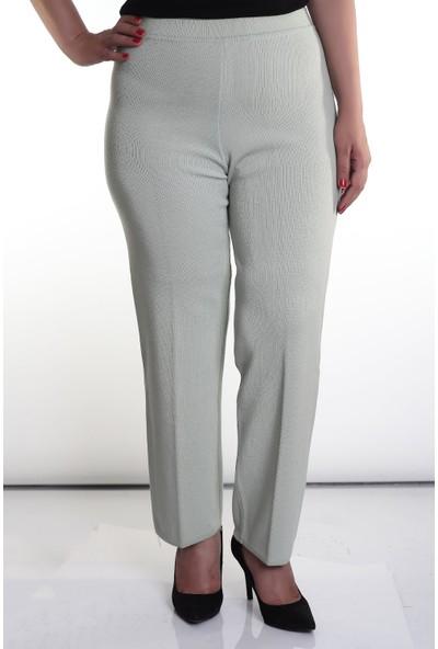 Solo Kadın Triko Pantolon 703