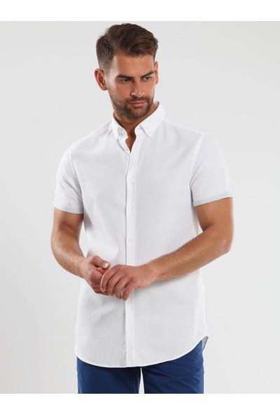 KİP Casual Kısa Kollu Gömlek