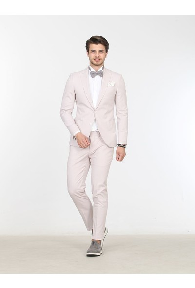 KİP Düz Dokuma Takım Elbise