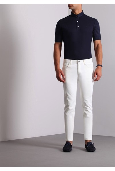 Ramsey Slim Fit Denim Pantolon