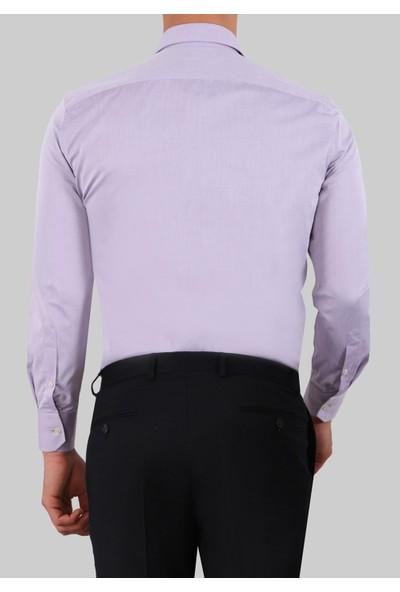 Ramsey Dynamic Fit Uzun Kollu Gömlek