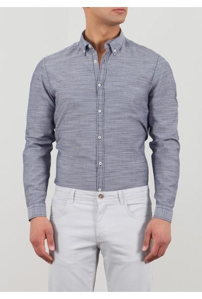 Ramsey Casual Uzun Kollu Gömlek