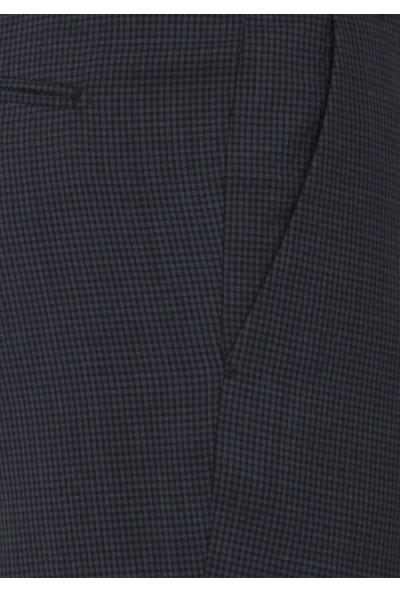 Ramsey Desenli Kumaş Pantolon