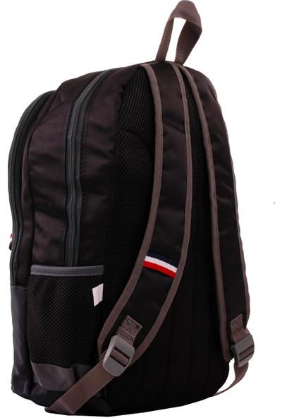 U.S. Polo Assn. Okul Sırt Çantası Siyah 8277