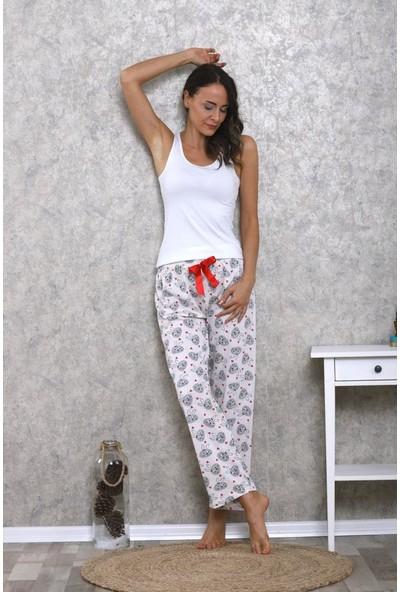 Piamore Kadın Alt Pijama Mpı0046