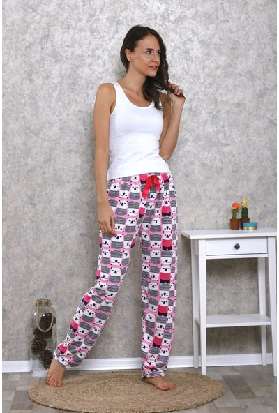 Piamore Kadın Alt Pijama Mpı0057
