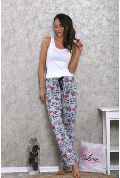 Piamore Kadın Alt Pijama Mpı0058