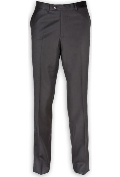 D's Damat Siyah Pantolon Kumaş