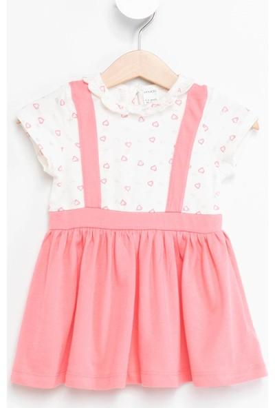 Defacto Kız Bebek Kız Bebek Elbise
