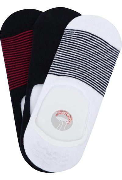 Defacto Erkek 3'Lü Babet Çorap Seti