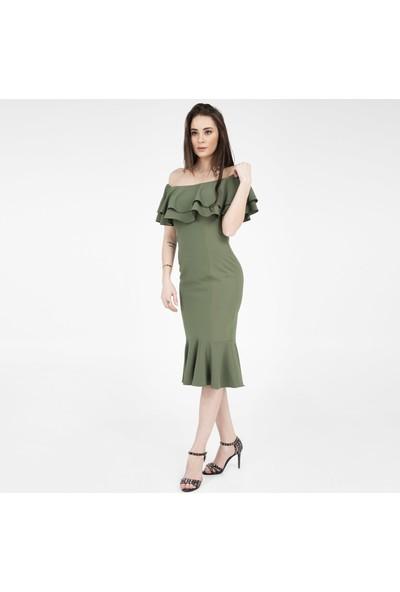 Trend Elbise Kadın Abiye 4784156