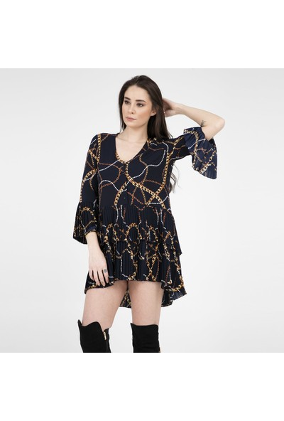 Ayhan Kadın Elbise 61224
