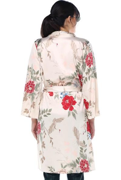 Sense 31455 Saten Kimono