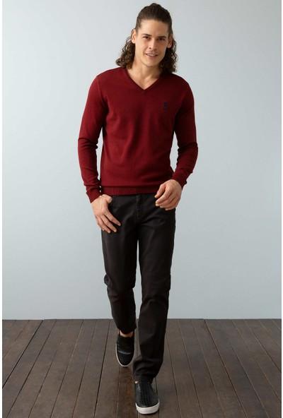 U.S. Polo Assn. Dokuma Spor Pantolon | 50193557-Vr006