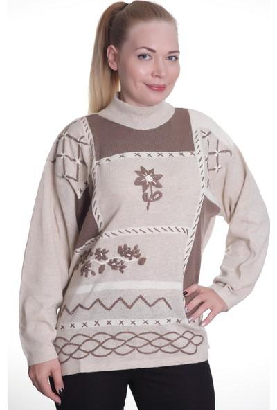 Hayri Kadın Triko Kazak 3170
