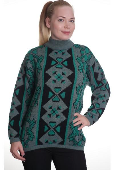 Hayri Kadın Triko Kazak 3980
