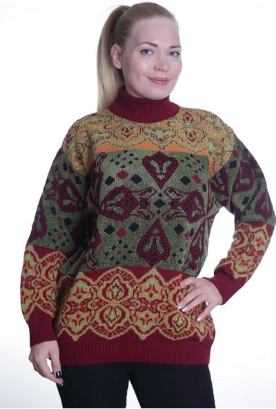 Hayri Kadın Triko Kazak 4040