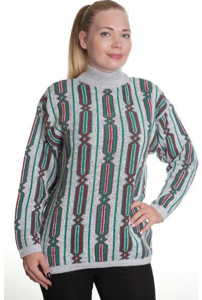 Hayri Kadın Triko Kazak 4070